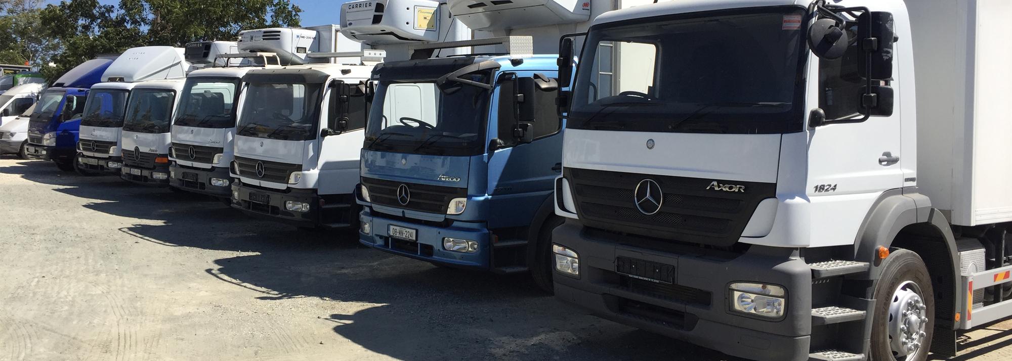 Pavlos Zenonos General Motors Used Vans Trucks For Sale In Cyprus Limassol Nicosia