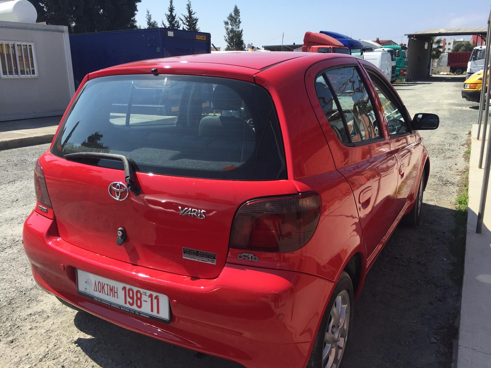 Ey03fkk Pavlos Zenonos General Motors Used Vans