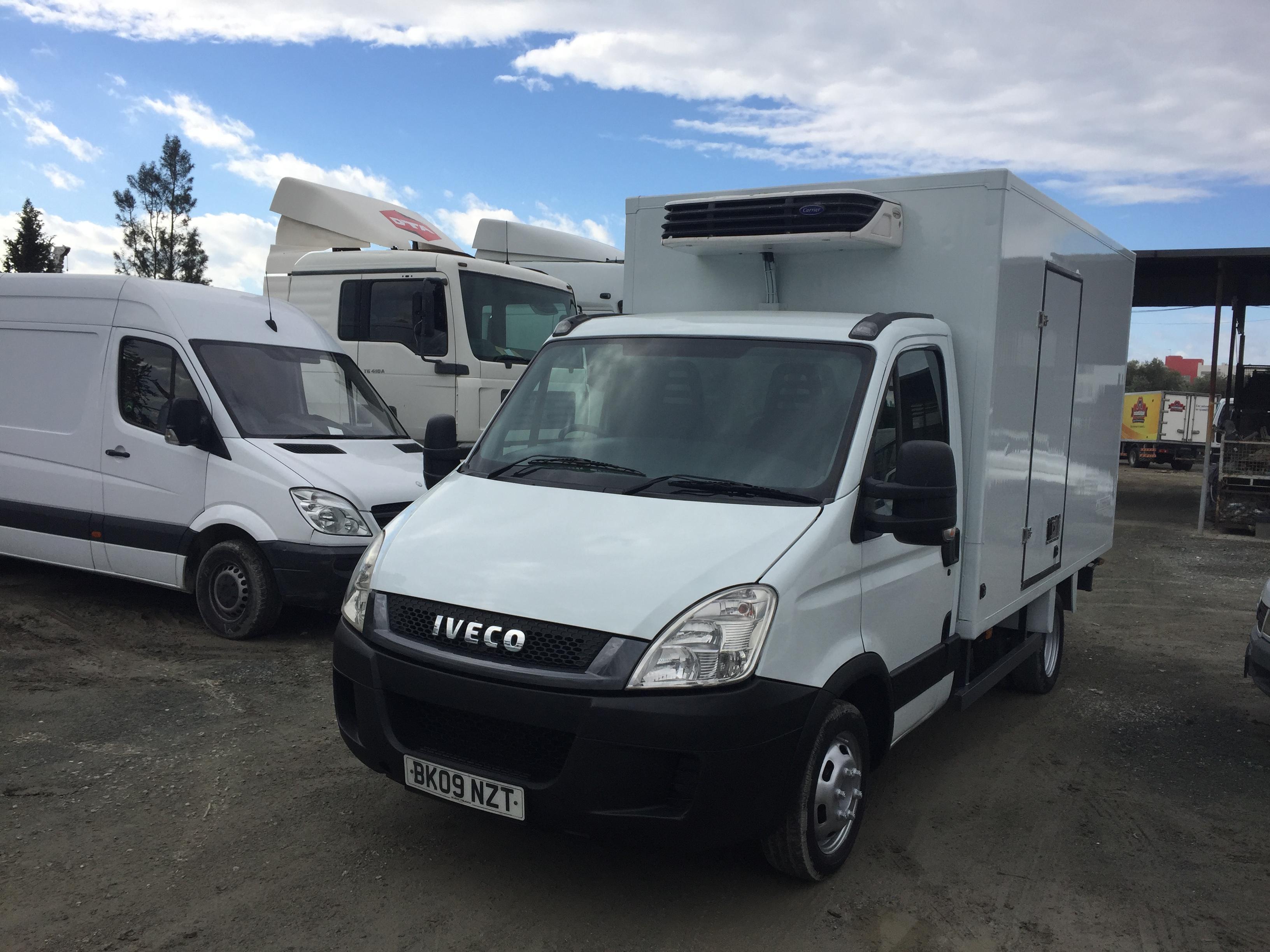 Bk09nzt Pavlos Zenonos General Motors Used Vans