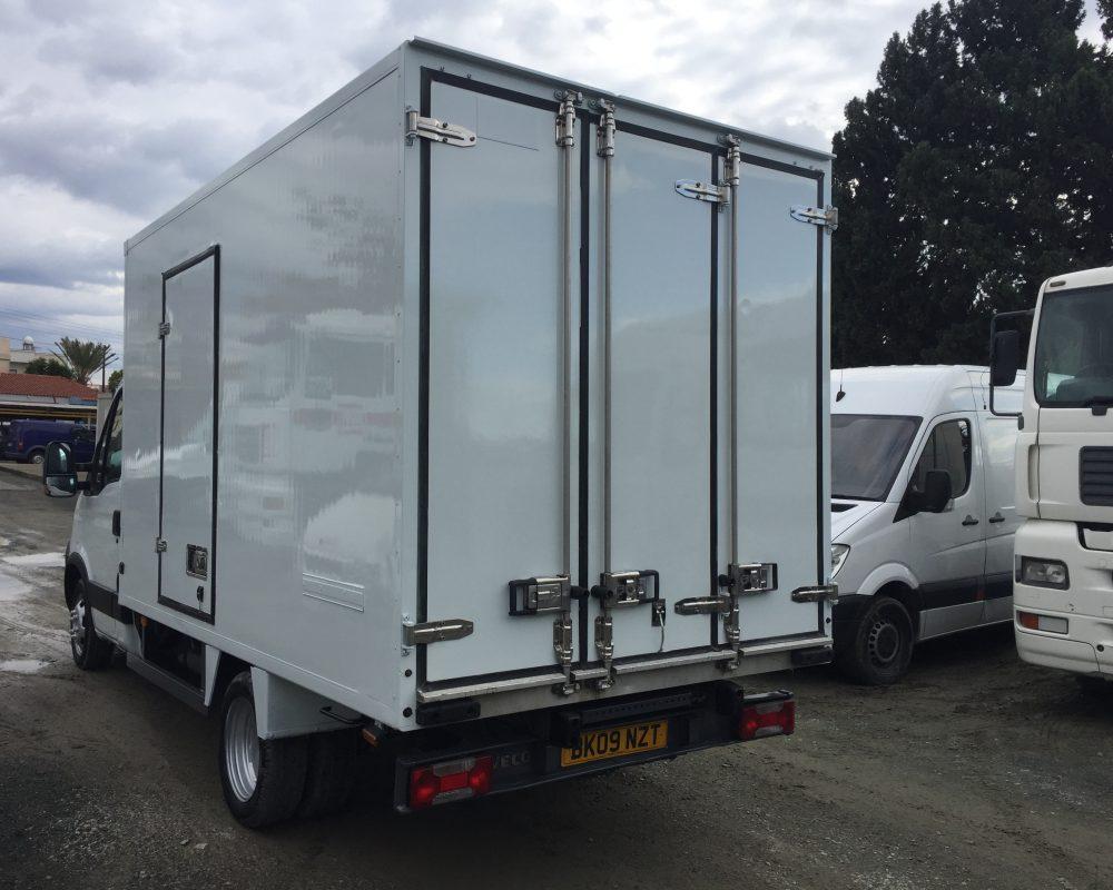 Bk09nzt Pavlos Zenonos General Motors Used Vans Trucks For Sale In Cyprus Limassol