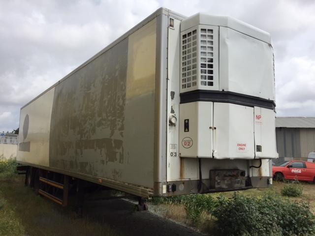Fridge trailer 3 pavlos zenonos general motors used Fridge motors for sale