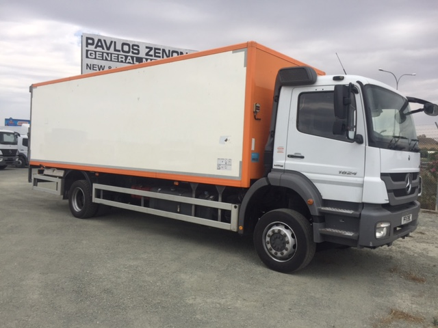 Pf11ewc Pavlos Zenonos General Motors Used Vans Trucks For Sale In Cyprus Limassol
