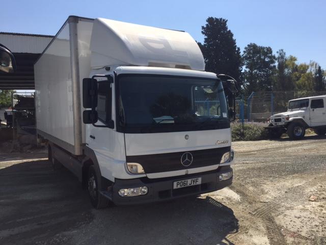 Po61jyf Pavlos Zenonos General Motors Used Vans Trucks For Sale In Cyprus Limassol